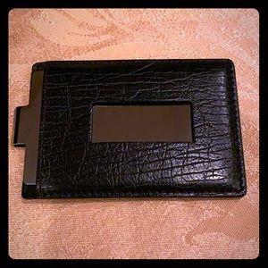 Gucci card holder